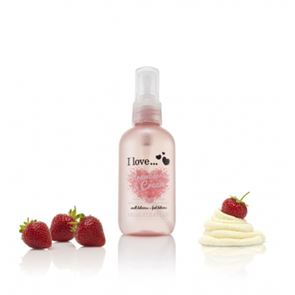I Love ... Strawberry & Cream Spritzer 100ml