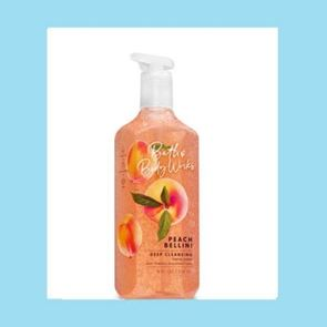 Bath and Body Works Peach Bellini Deep Cleansing Hand Soap 236ml