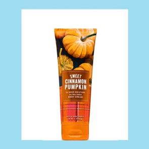 Bath and Body Works Sweet Cinnamon Pumpkin Body Cream 226gm
