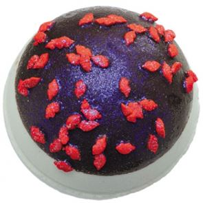 Bomb Cosmetics Chocolate Kisses Bath Bomb 160gm