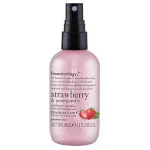 Baylis & Harding Beauticology Fragrance Mist Strawberry & Pomegranate 100ml