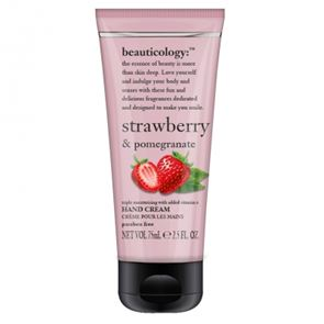 Baylis & Harding Beauticology Handcream Strawberry & Pomegranate 75ml