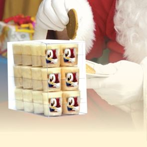 Village Candle Votive Cookies For Santa 61gm