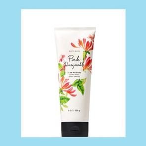 Bath and Body Works Pink Honeysuckle Body Cream 226gm