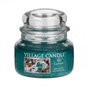 Village Candle Jar Small Rio Carnival 701gm
