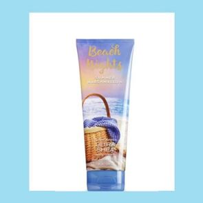 Bath and Body Works Beach Nights Summer Marshmallow Body Cream 226ml
