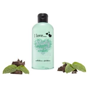 I Love...Minty Choco Chip Revitalising Shower Gel 250ml