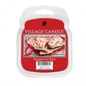 Village Candle Wax Melt Peppermint Bark