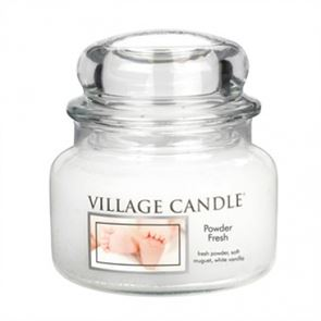 Village Candle Jar Small Powder Fresh  701gm