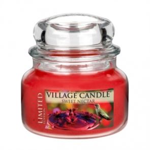 Village Candle Jar Small Sweet Nectar Ltd Ed  701gm