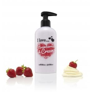 I Love...Strawberries Cream Hand Wash 250ml