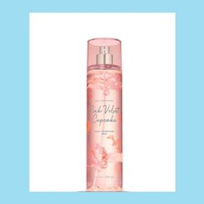 Bath and Body Works Fine Fragrance Pink Velvet Cupcake Body Mist 236ml
