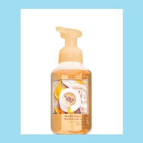 Bath and Body Works Marshmallow Pumpkin Latte Foaming Soap 259ml
