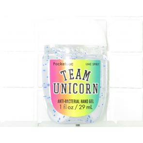 Bath And Body Works Pocket Anti Bacterial Team Unicorn Lime Spirit 29ml