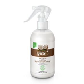 Yes To Coconut  Ultra Light Body Lotion Spray 295ml
