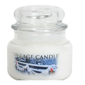 Village Candle Jar Small Winter Wonderland 701gm