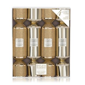 Baylis & Harding Christmas Crackers Sweet Mandarin & Grapefruit