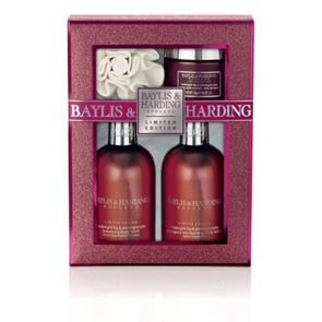 Baylis & Harding Midnight Fig & Pomegranate Benefit Gift Set