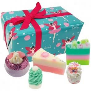 Bomb Cosmetics Sugar Plum Fairy Gift Set