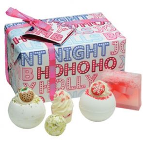 Bomb Cosmetics Tinsel Town Gift Set