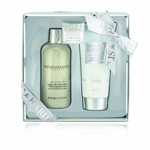 Baylis & Harding Jojoba Silk & Almond Oil Duo Gift Set