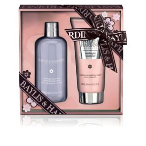 Baylis & Harding Midnight Lavender Duo Gift Set