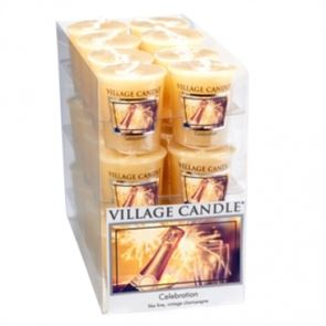 Village Candle Votive Celebration 61gm