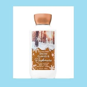 Bath and Body Works Snowflakes & Cashmere Body Lotion 236ml