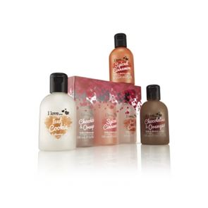 I Love... Tantalising Scrumptious Trio Bubble Mini Collection Gift Set