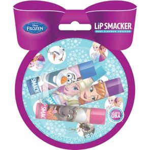 Lip Smackers Lip Balm Frozen Winter Hugs Bauble Gift Pack.