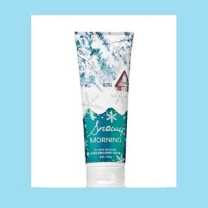 Bath and Body Works Snowy Morning Body Cream 226ml