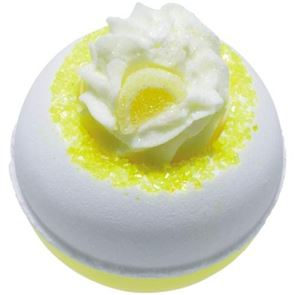 Bomb Cosmetics Lemon Da Vida Loca Bath Bomb 160gm