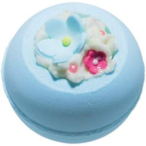 Bomb Cosmetics Cotton Flower Bath Bomb 160gm