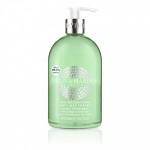 Baylis & Harding Aloe Vera Tea Tree & Lime Anti-Bac Hand Wash 500ml