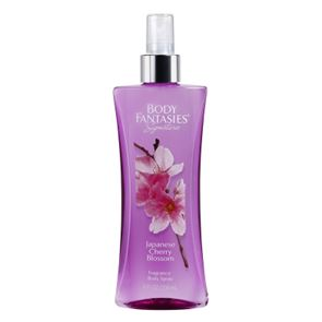 Body Fantasies Signature Japanese Cherry Blossom Body Mist 236ml