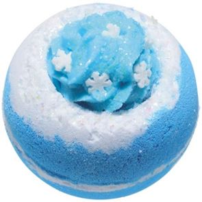 Bomb Cosmetics Let It Snow Bath Bomb 160gm