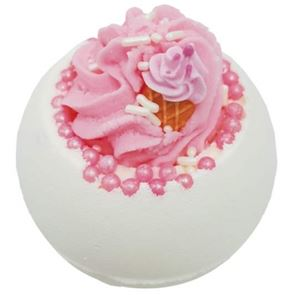Bomb Cosmetics Ice Cream Queen Bath Bomb 160gm