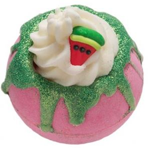 Bomb Cosmetics One In A Melon Bath Bomb 160gm