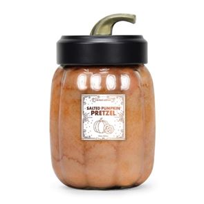 Goose Creek Pumpkin Jar Candles Pumpkin Pretzel 20oz