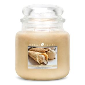 Goose Creek Medium Candles Peanut Butter Sugar 16oz