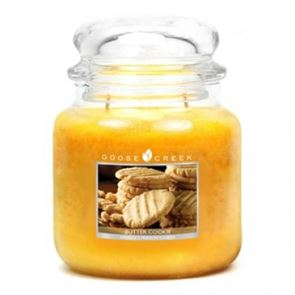 Goose Creek Medium Candles Butter Cookie 16oz