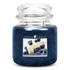 Goose Creek Medium Candles Blueberry Cheesecake 16oz