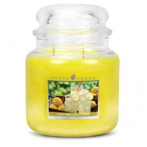 Goose Creek Medium Candles Old Time Lemonade 16oz