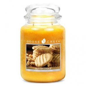 Goose Creek Large Candles Butter Cookie 24oz