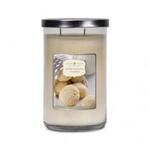 Goose Creek Tumbler Candles Warm Pudding Cookies 20oz