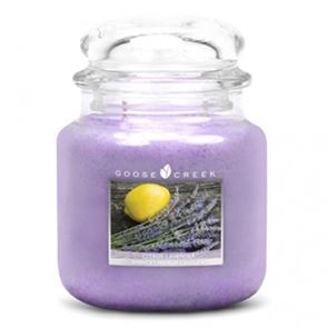 Goose Creek Medium Candles Citrus Lavender 16oz