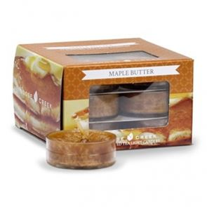Goose Creek  Scented Tea Lights Maple Butter