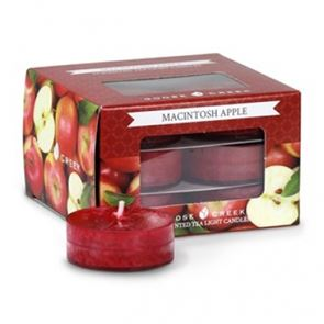 Goose Creek  Scented Tea Lights Macintosh Apple