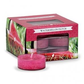 Goose Creek  Scented Tea Lights Watermelon Patch