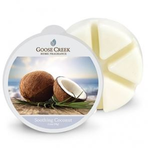 Goose Creek Wax Melts Soothing Coconut
